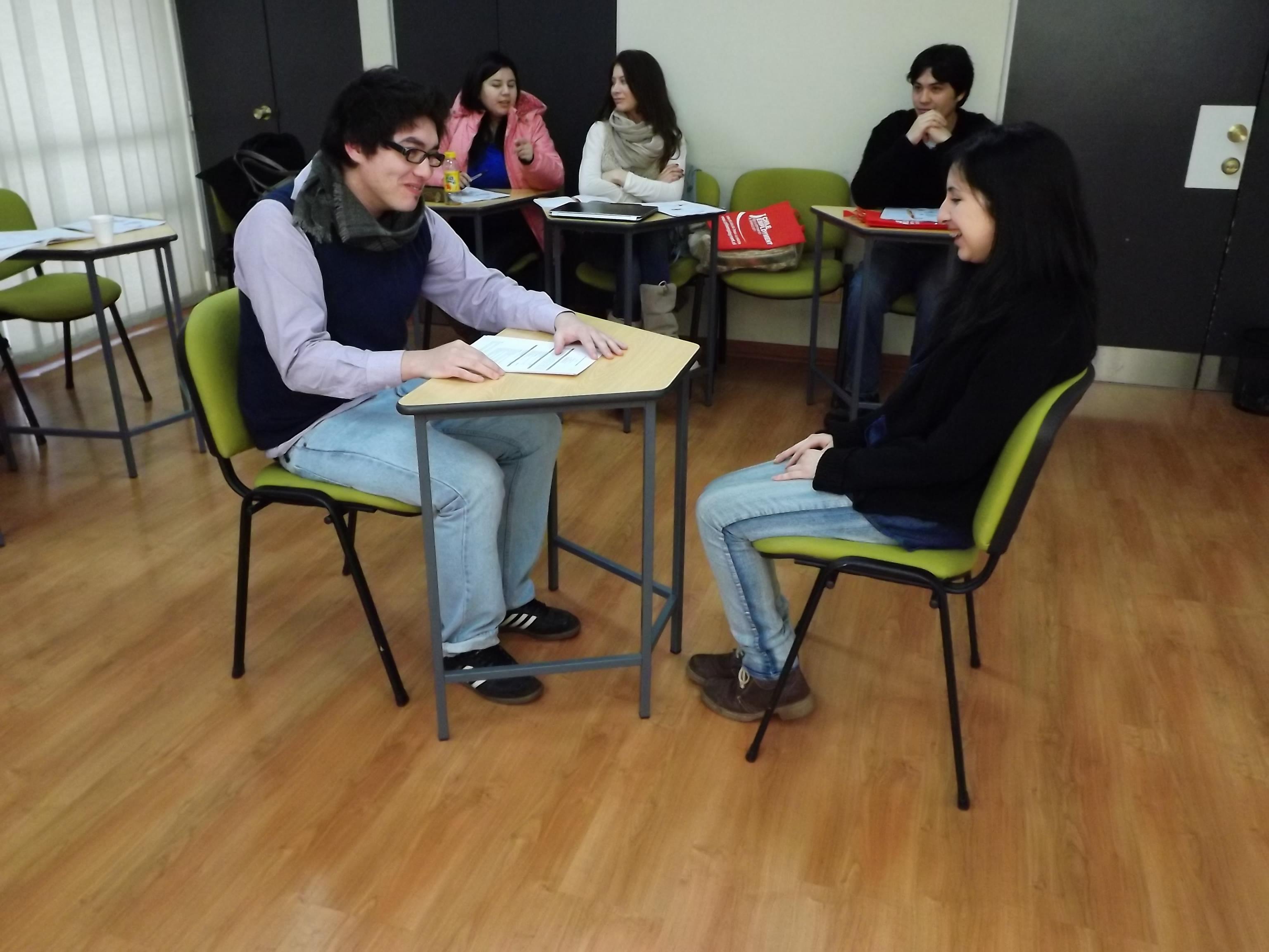 Entrevista x competencias Julio13