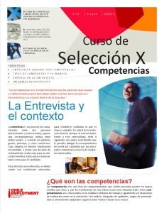 Entrevista x competencias
