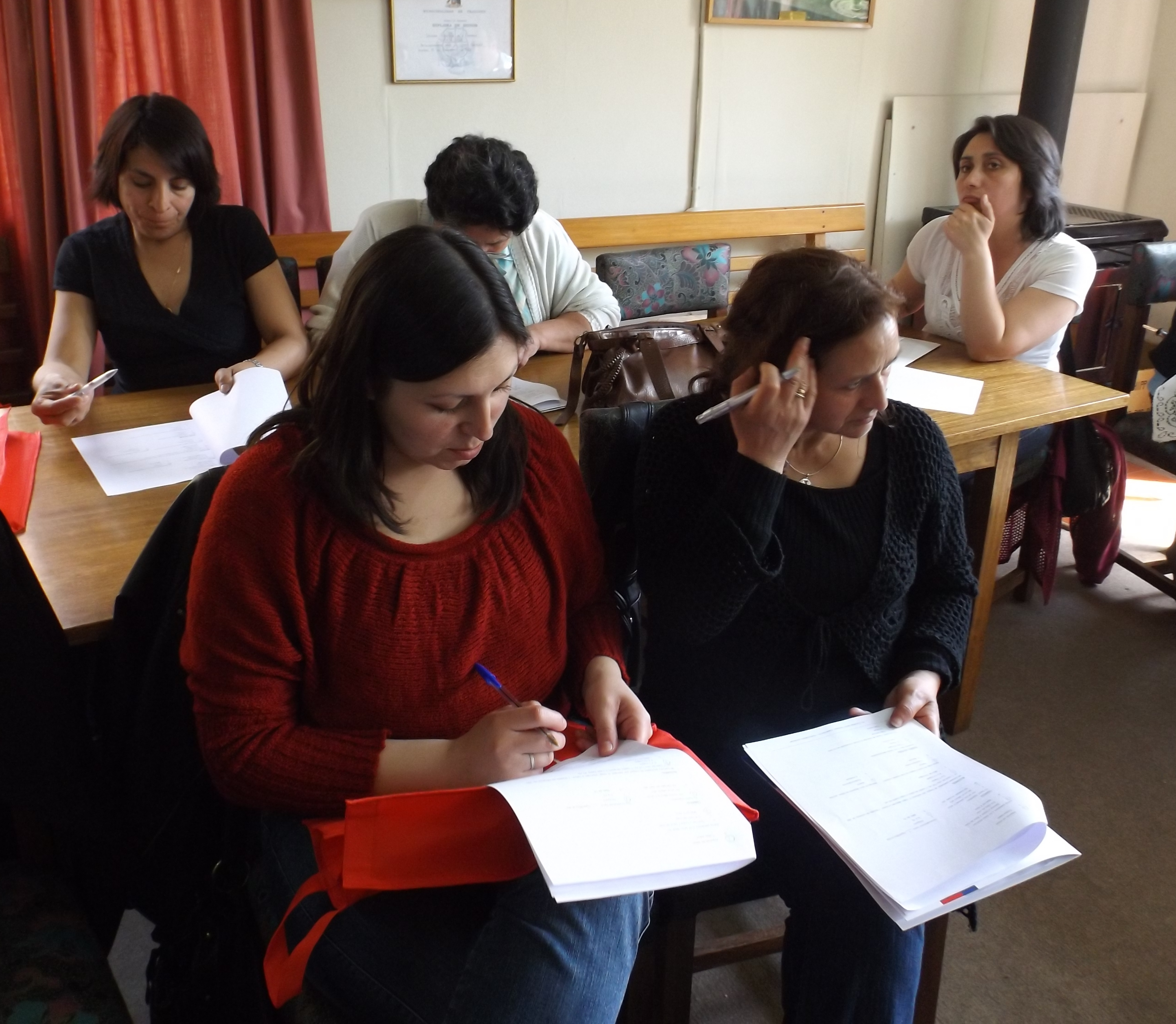 Curso Estrés Laboral y Autocuidado