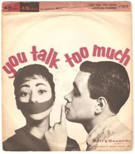 Hablar mucho